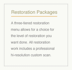 Restoration packages